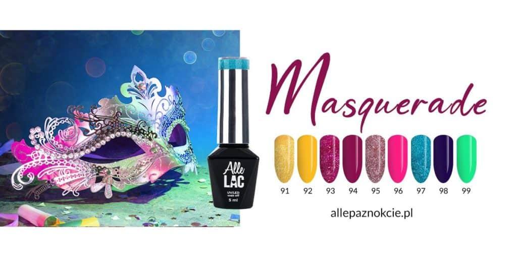 masquerade nowości od AlleLac