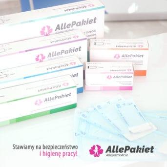sterylizacja narzędzi produkty