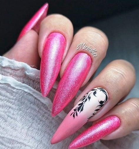 Fantasyland Glitter Molly Lac w różowym kolorze