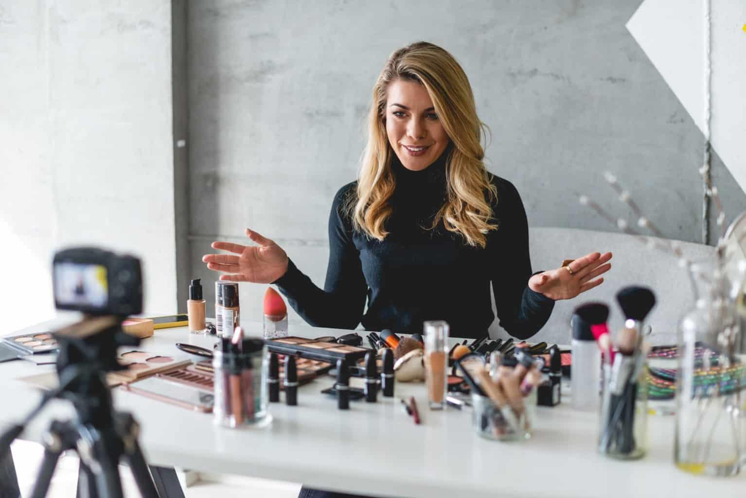 reklama salonu kosmetycznego