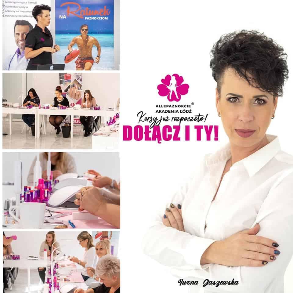 szkolenia dla stylistek paznokci