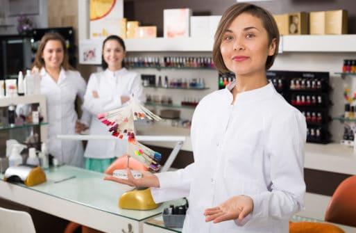 warsztaty manicure hybrydowego